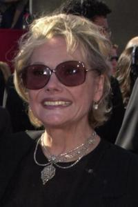 Felicia Farr at the 52nd Annual Primetime Emmy Awards.