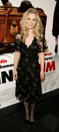 Emilia Fox at the UK premiere of