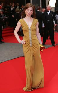 Emilia Fox at the British Academy Television Awards 2008.
