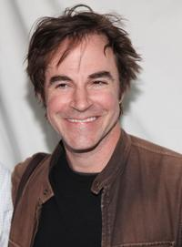 Roger Bart at the 24 Hour Musicals after party.