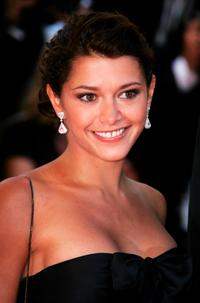 Emma De Caunes at the 60th International Cannes Film Festival closing ceremony and