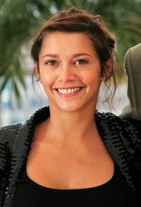 Emma De Caunes at the photocall of