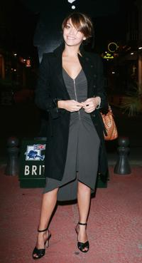 Emma De Caunes at the opening ceremony of the 16th British Film Festival.