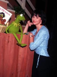 Susan Egan at the opening party of