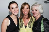 Cassandra Magrath, Kerry Armstrong and Jane Logan at the L'Oreal Paris 2005 AFI Awards.
