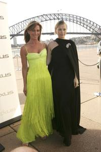 Kerry Armstrong and Sarah Wynter at the 6th Annual