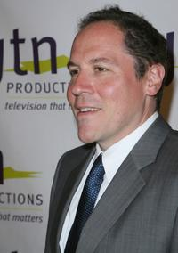 Jon Favreau at the JTN Productions' vision award.