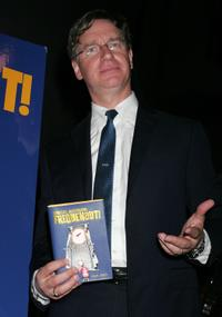 Paul Feig at the sci-fi novel