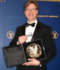 Paul Feig at the 61st Annual Directors Guild of America Awards.
