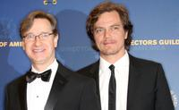Paul Feig and Michael Shannon at the 61st Annual Directors Guild of America Awards.