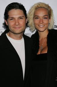 Corey Feldman and his wife Susie at the 4th annual IndieProducer Awards Gala.