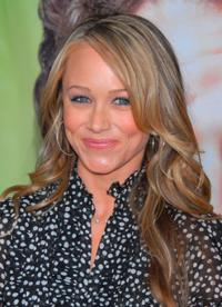 Christine Taylor at the premiere of