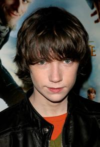 Liam Aiken at the screening of
