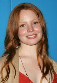 Lauren Ambrose at the FOX 2007 Programming Presentation.