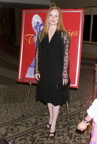 Lauren Ambrose at the 2002 National Gracie Allen Awards.