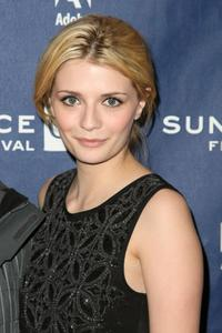 Mischa Barton at the premiere of