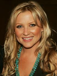 Jessica Capshaw at the after party of the premiere of
