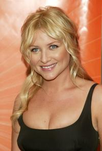 Jessica Capshaw at the NBC upfront.