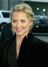 Jessica Capshaw at the Los Angeles premiere of