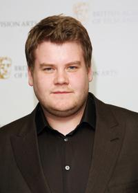 James Corden at the British Academy Television Craft Awards.