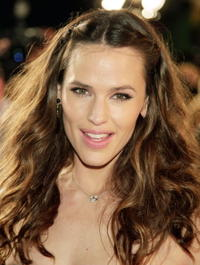 Actress Jennifer Garner at the L.A. premiere of