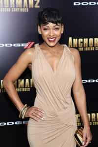 Meagan Good at the New York premiere of