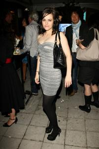 Emily Hampshire at the Alliance party during the 2010 Toronto Film Festival.