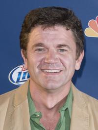 John Michael Higgins at the NBC's Fall premiere Party.