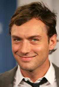 Jude Law at the Toronto International Film Festival press conference for the film