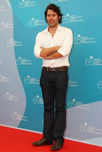 Jalil Lespert at the photocall of