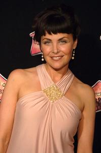 Sherilynn Fenn at the 3rd annual