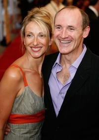 Colm Feore and wife Donna Feore at the Toronto International Film Festival opening night gala presentation of