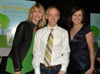 Laura Dern, Mike White and Molly Shannon at the LA premiere of