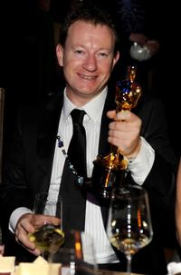 Simon Beaufoy at the 81st Annual Academy Awards Governor's Ball.