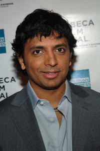 M. Night Shyamalan at the Tribeca Film Festival.