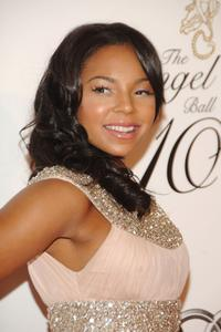 Ashanti at the 2007 Angel Ball sponsored by LEVIEV to benefit the G and P Foundation for Cancer Research.
