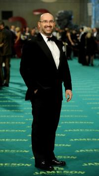 Javier Camara at the Goya Cinema Awards 2009.