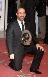 Javier Camara at the Goya Cinema Awards 2006.
