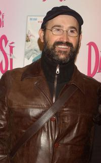 Javier Camara at the Spanish premiere of