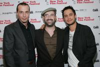Fele Martinez, Javier Camara and Gael Garcia Bernal at the