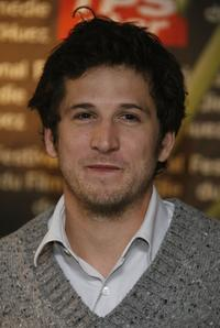 Guillaume Canet at the opening night of the 10th comedian film festival of