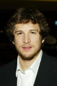 Guillaume Canet at the Season Gala UK premiere of