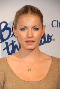 Elisha Cuthbert at the Children's Defense Fund's 17th Annual