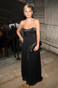 Elisha Cuthbert at the 25th Anniversary Of The Annual CFDA Fashion Awards.