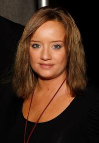 Lucy Davis at the premiere of