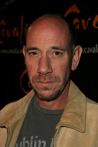 Miguel Ferrer at the opening night of Cavalia to benefit the American Human Association.