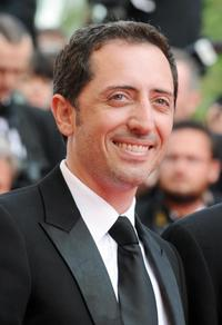 Gad Elmaleh at the 61st edition of the Cannes Film Festival.