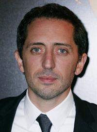 Gad Elmaleh at the premiere of