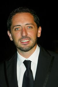 Gad Elmaleh at the third Marrakech Film Festival.