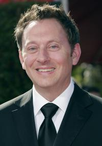 Michael Emerson at the 59th Annual Primetime Emmy Awards.
